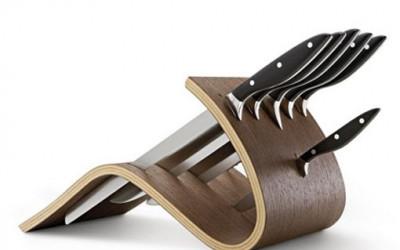 Zestaw noży kuchennych DelBen