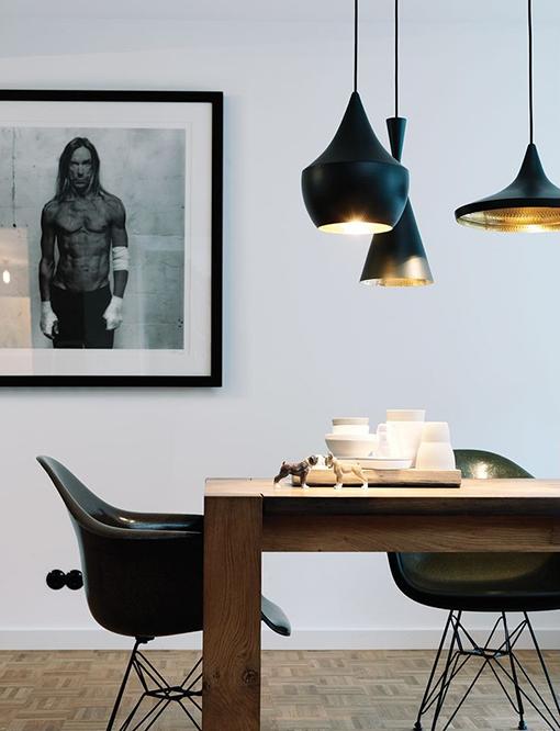 Nowoczesne lampy wiszące do salonu
