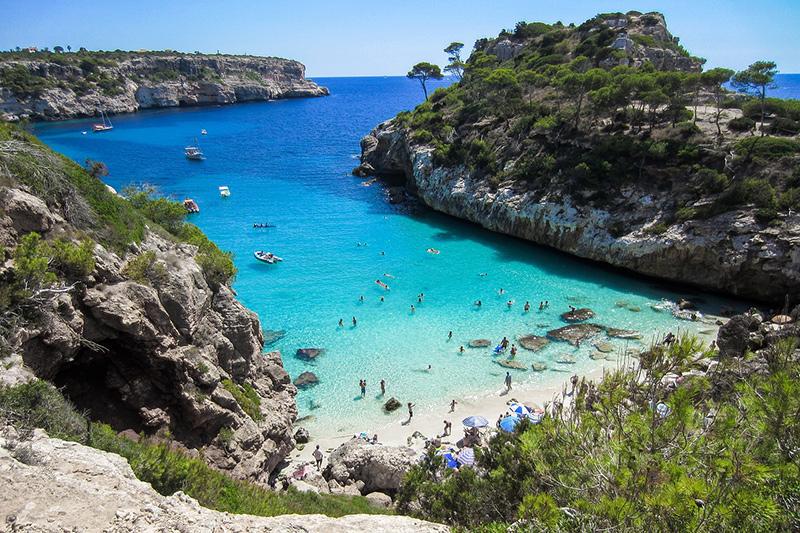 Lato 2019 - morze, wakacje