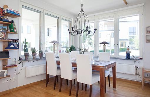 Skandynawski apartament