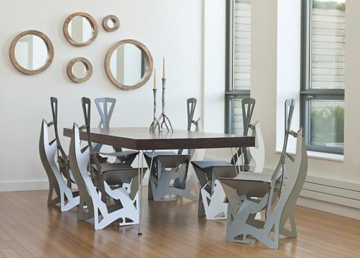 Oryginalne krzesła