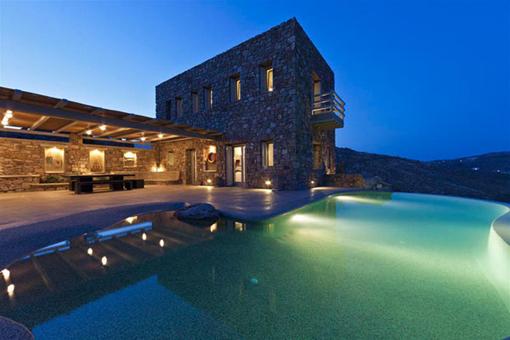 Hotel na wsypie Mykonos