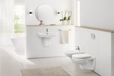 Urządzamy łazienkę w bieli