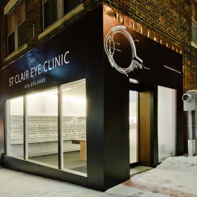 Klinika St Clair Eye Clinic z Kanady